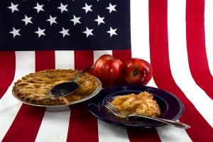 America Mom and apple pie Solar Eclipse 2017 Tara Greene