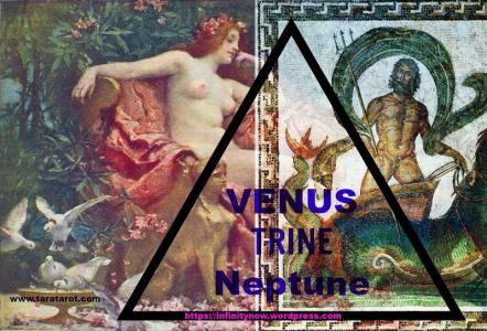 Venus Trine Neptune astrology Tara Greene